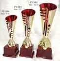 Red Flame Star Trophy