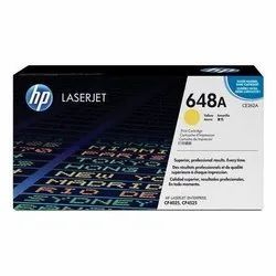 HP CE262A 648A Yellow Toner Cartridge