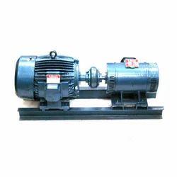 AC Motor Generator Set