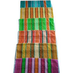 Virag Traders Printed Cotton Stripped Bathroom Towel, Size: 30 X 60 Cm