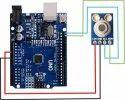 Infrared Temperature Sensor Gy-906 Mlx90614