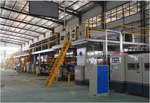 Automatic Corrugated Box Making Machine At Rs 2500000