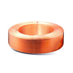 Solid Copper Coil