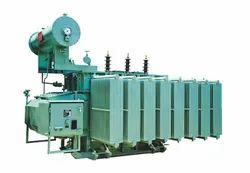 Three Phase 6.3MVA Oil Cooled Distribution Transformer