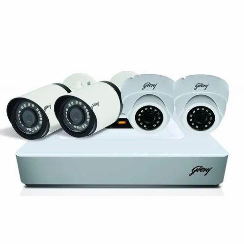 Godrej DVR Surveillance System