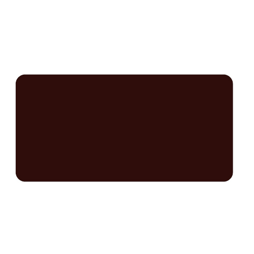Coffee Brown Aluminium Acp Sheets Thickness 1 To 6 Mm