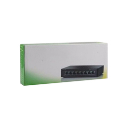 8-Port Desktop Switch