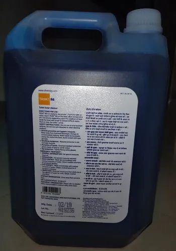 Diversey Taski Toilet Bowl Cleaner R6 5ltr Grade Standard