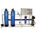 500LPH Water Filtration Plant
