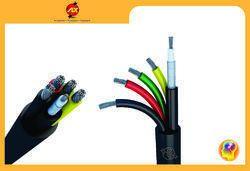 CCTV Camera Wire 4 Plus 1 (O.D-6.1)