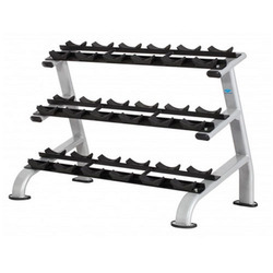 Three Tier Dumbbells Rack