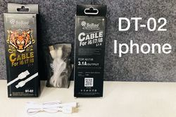Soroo Data Cable Dt02 Iphone