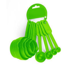 Measuring Cup And Spoon Set