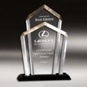 Modern Acrylic Trophy