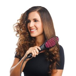 Simply Ceramic Straight Hair Straightener Brush