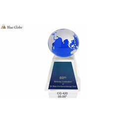 Crystal Blue Globe Award
