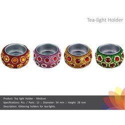 Tea- Light Holder - Medium