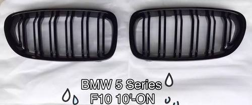 Bmw 5 Series F10 M5 Dual Bar M Colour Front Grill