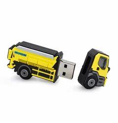 Truck Shape Pen Drive