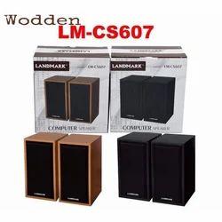 Black Landmark LM-CS607 Computer Speaker