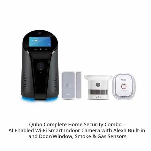 Qubo Complete Home Security Combo