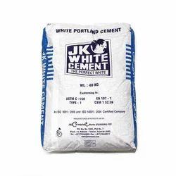 JK White Cement, 40 Kg