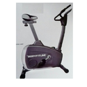 Body Fit Line Silver Black Upright Bike, For Household And Office