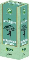 Menstruation Care Drop