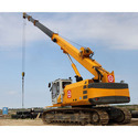 Tyre Mounted Telescopic Crane Services