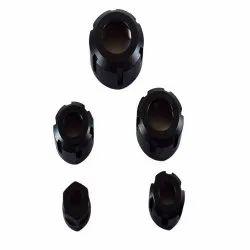 ER8 ER11 ER16 ER20 ER25 ER32 ER40 ER50 Standard And Mini Nuts, For CNC Machine, Material Grade: Alloy Steel