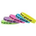 Silicone Printed Wrist Band