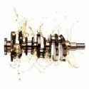 Servo Premium Cf4 15w40 Lubricating Oil