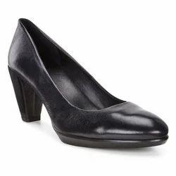 Black Ladies Office Shoes