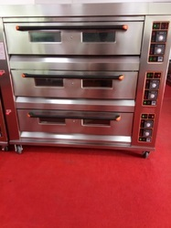 Commercial Gas Deck Oven