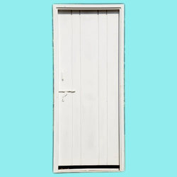 School Galvanized  Designer Door