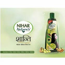 Nihar Shanti Amla Badam Hair Oil