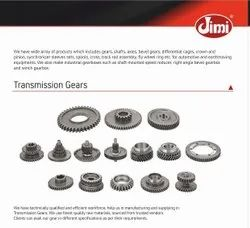 Gears Shafts for Automobile Industry