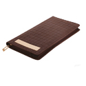 Cheque Book Cover ( Leatherite Brown)