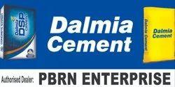 PPC (Pozzolana Portland Cement) Dalmia Cement, Packing Size: 50 Kg, Grade: A, Cement Grade: General High Grade