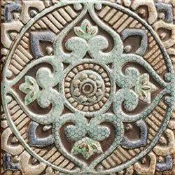 Gloss Mainzu Centro Mandala, Thickness: 5-10 mm, Size: 20 X 20 cm