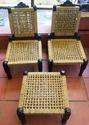 Handmade Jute Chair
