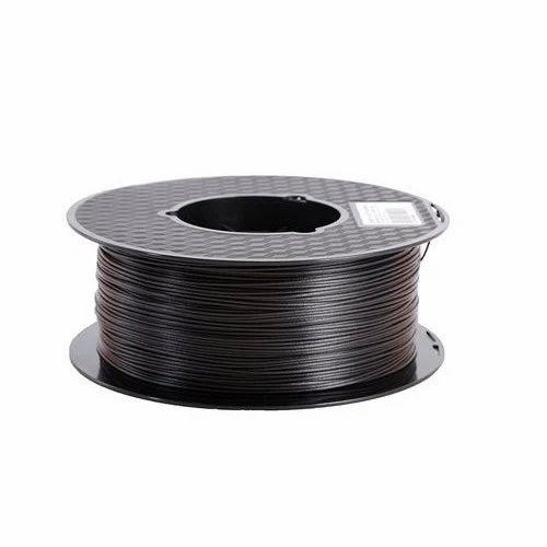 WOL3D Black Carbon Fibre 2.85mm 3D Printer Filament, Rs