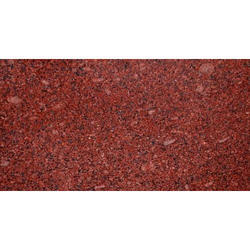 Jhansi Red Granite, for Flooring, Thickness: 15-20 mm