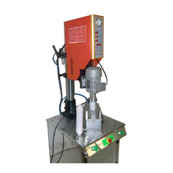 Spin Plastic Welding Machine