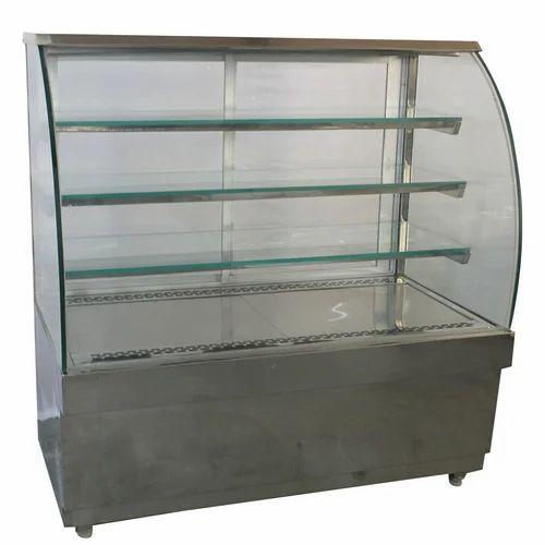 Air Cool Display Counter