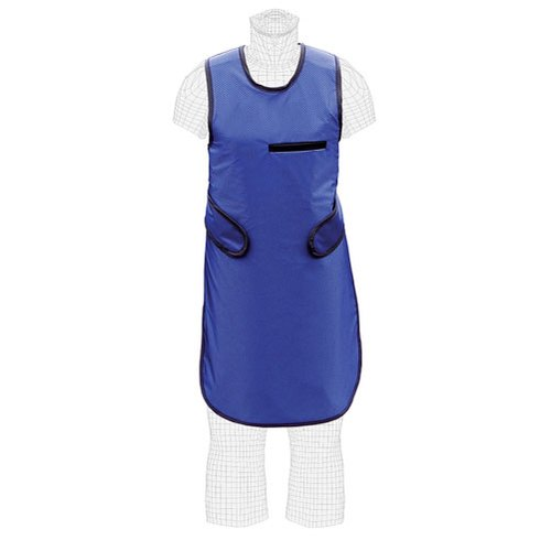 Rubber Radiation Protection Lead Apron, Blue, Rs 12500 /piece Globe  Healthcare | ID: 21521852548