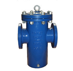 Cast Basket Type Strainers