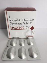 Amoxycilllin 500mg Clavulanic Acid 125mg