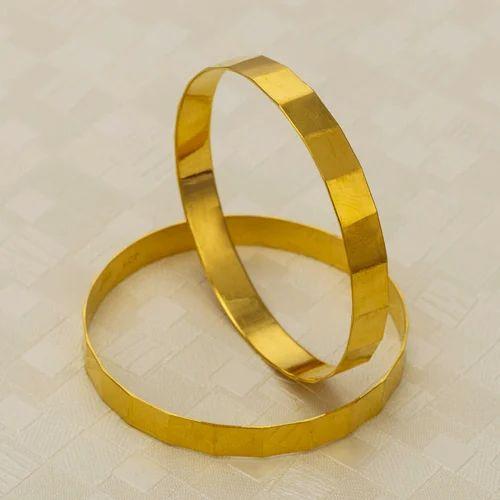Pailu Patali Pure Gold Bangles