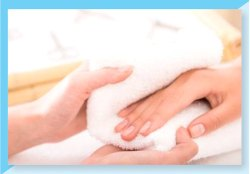 Hand Towel (Dry)